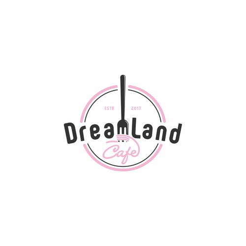 DreamLand Cafe logo