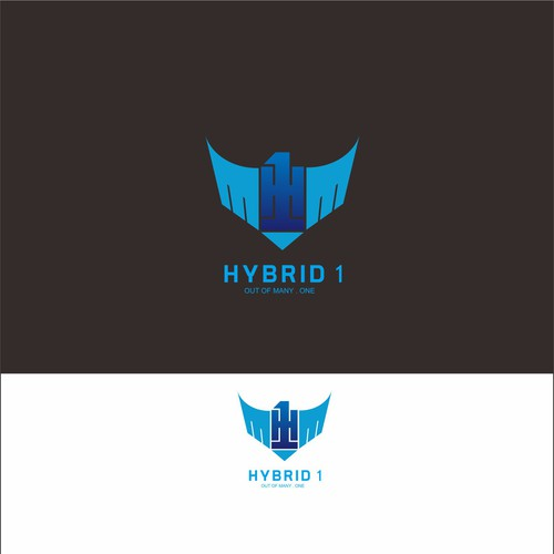 logo for Hybrid 1 contest