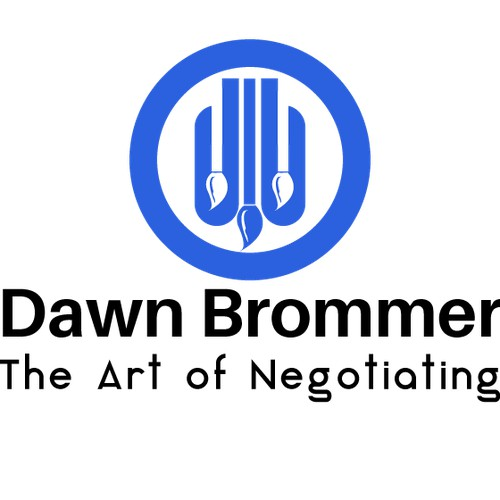 Design a professional brand for a Negotiation Consultant