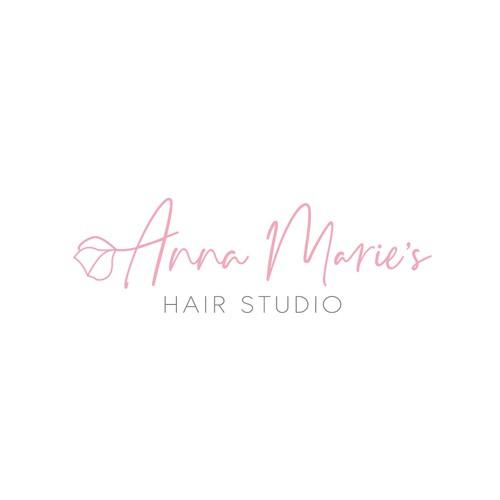 Propuesta de logo Anna Marie's