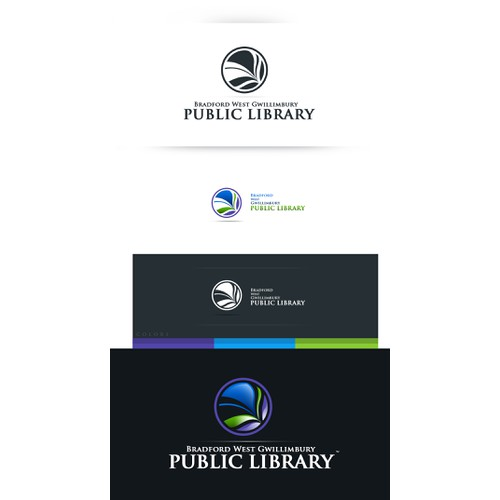 Help Bradford West Gwillimbury Public Library with a new logo
