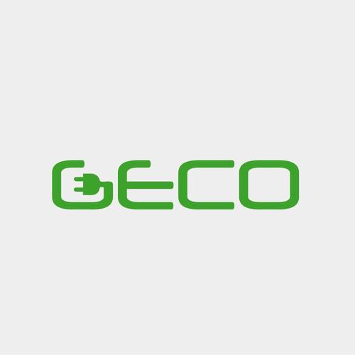 Electric-Car Logo