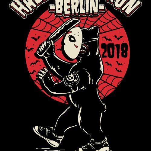 Berlin bear on Jason Costume