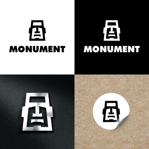 Logo Design for Monument