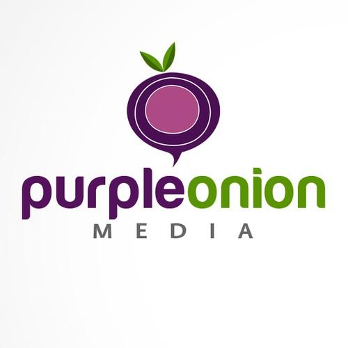 Help Purple Onion Media with a new logo