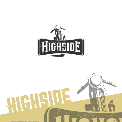 Oldschool ride with the HIGHSIDE (bar)