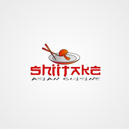 Shiitake asian cuisine