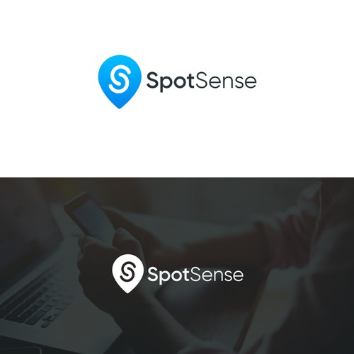 Logo for SpotSense