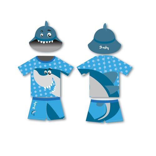 diseño de ropa infantil