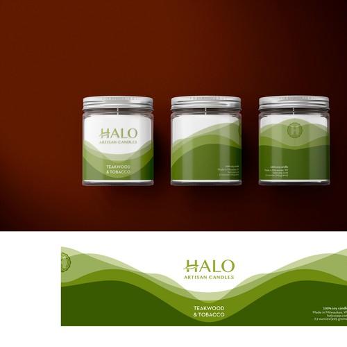 HALO: Artisian Candles
