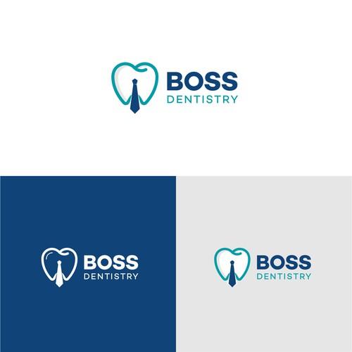 Boss Dentistry Logo