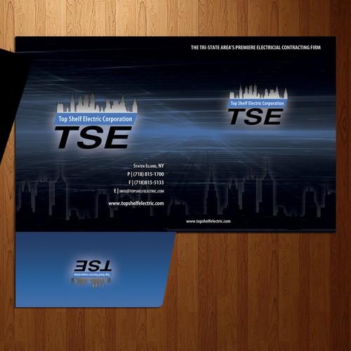 Create a presentation Folder for TSE