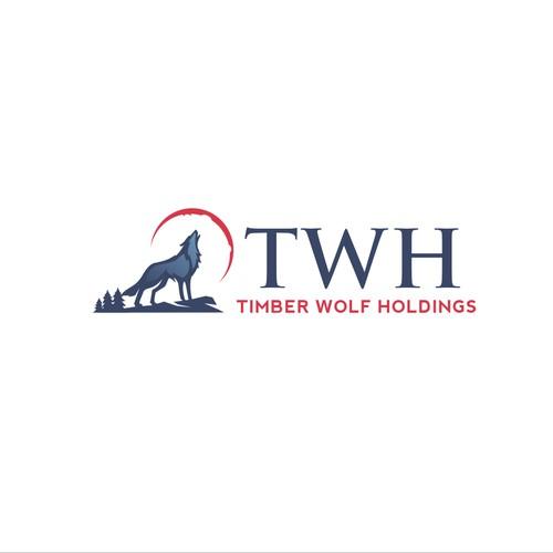 TWH wolf logo