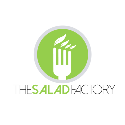 Logo salad store