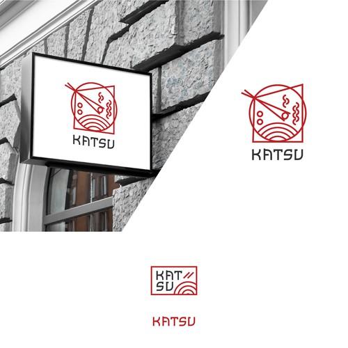 Logo for Japanese street food
