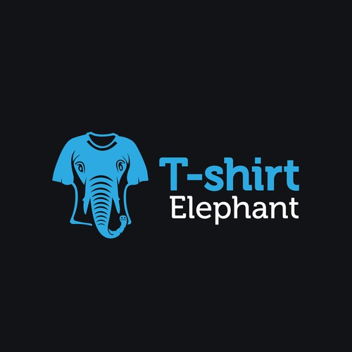 Create a New Logo for T-Shirt Elephant, Canada's Leading Online T-Shirt Company.