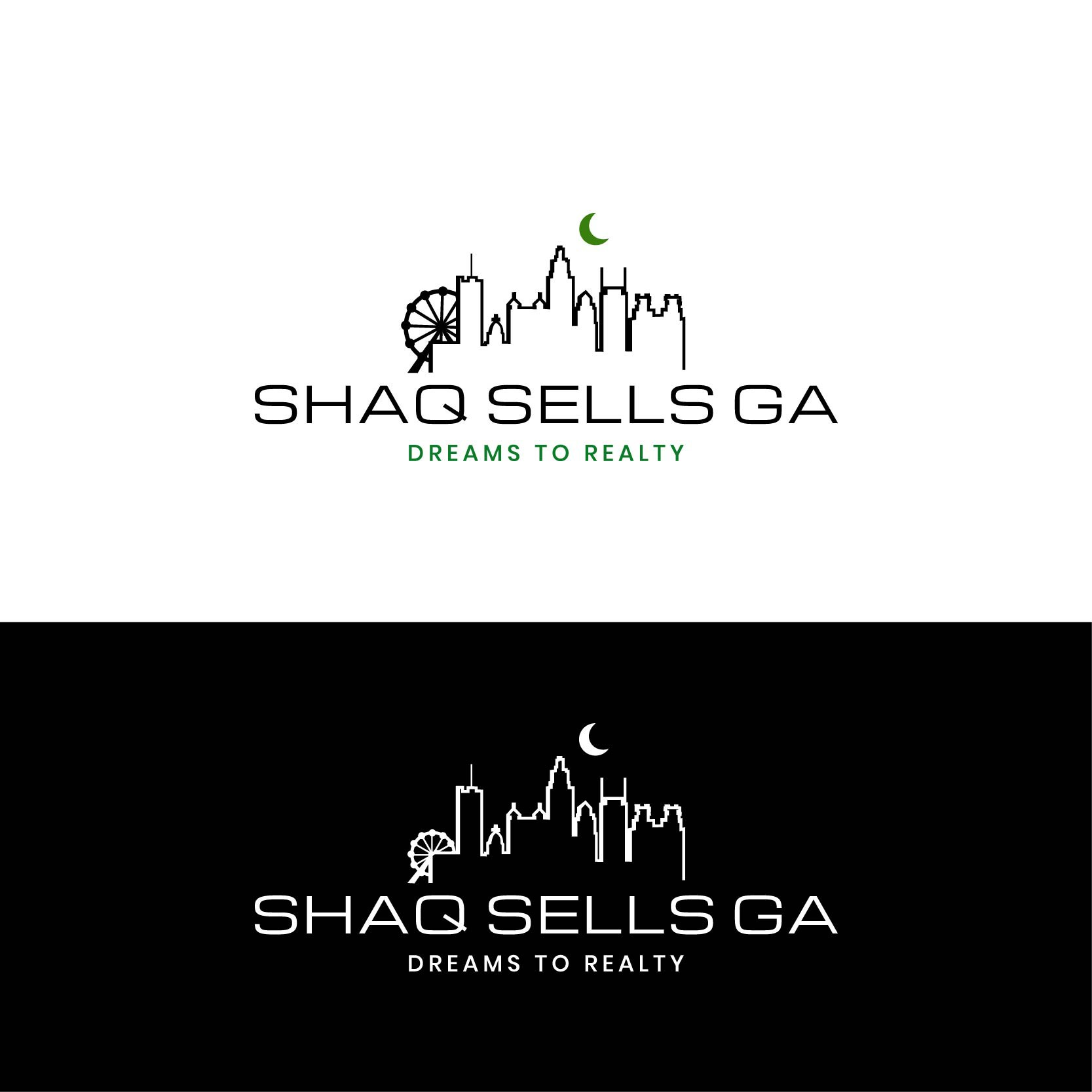 Real estate logo to appeal to home buyers and investors