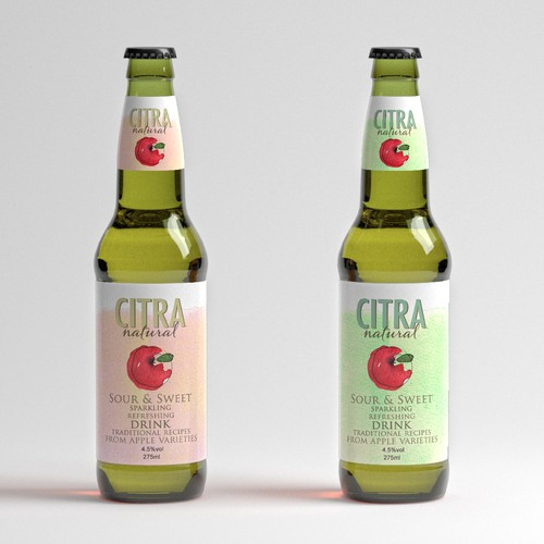 Citra - Apple Cider