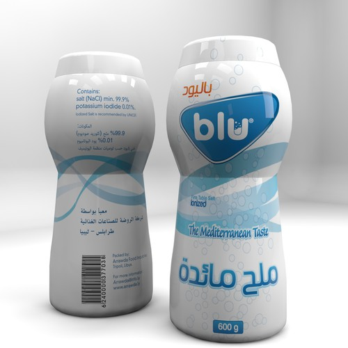 product packaging for Arrawda Food Industries