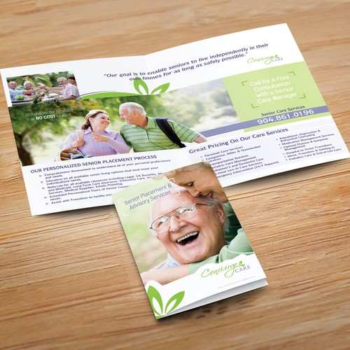 Senior Placement Services Brochure