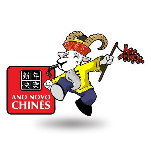 chinese mascot