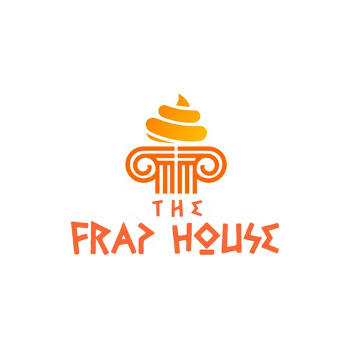Create a winning logo for The Frap House