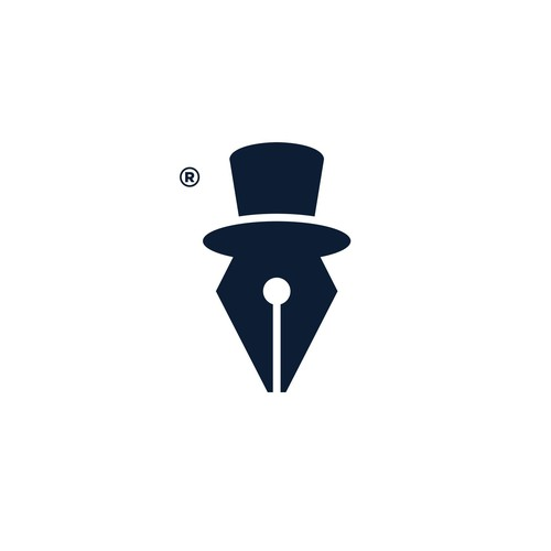 A unique logo for Mister Pen