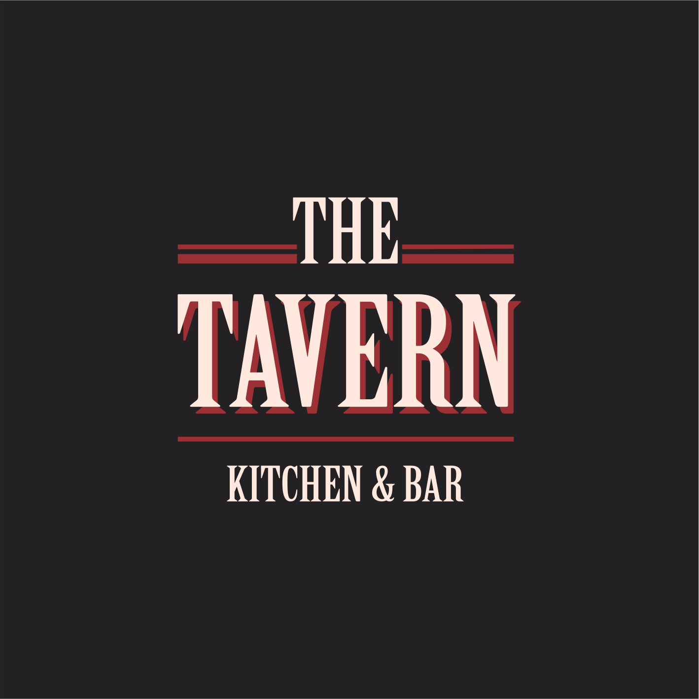 The Tavern needs a new logo to add excitment to our exciting changes