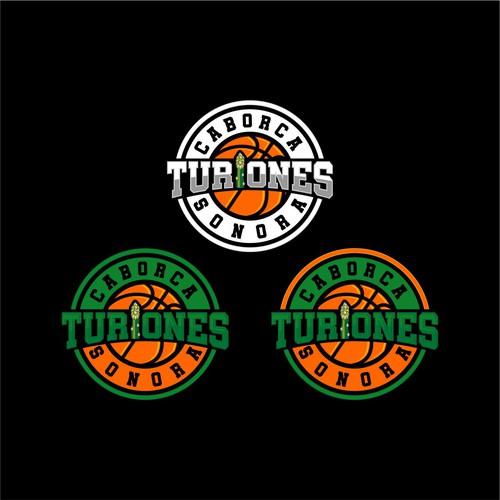 logo concept for cabora turiones sonora