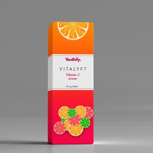 Colourfull Box design