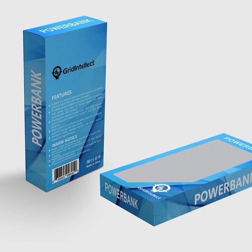 In contest Off the Grid Power Bank needs elegant packaging