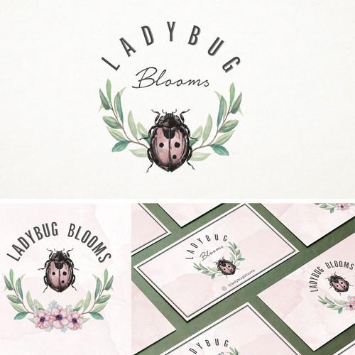 Ladybug blooms