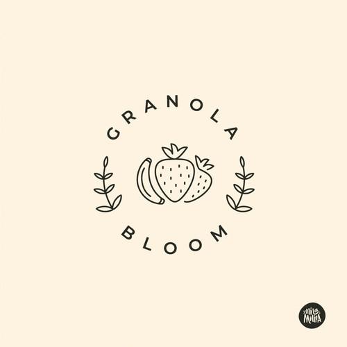 Granola Bloom logo