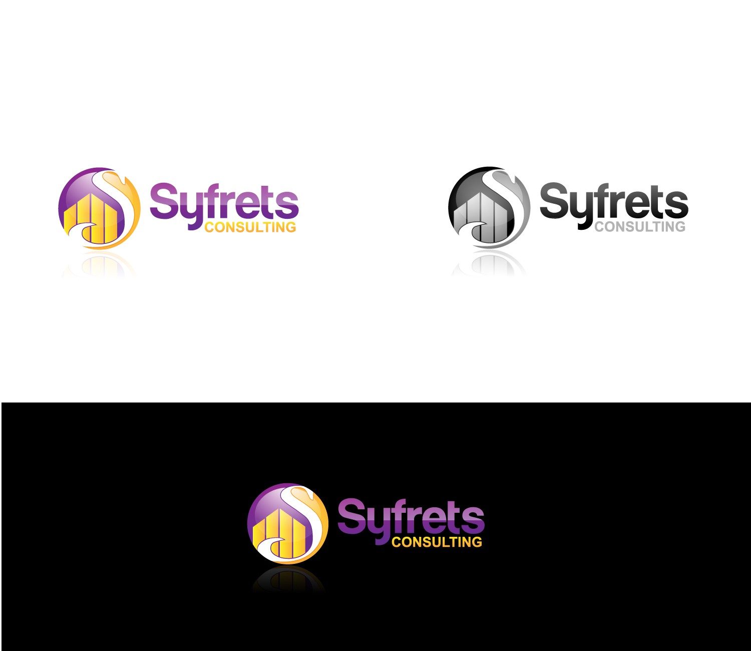 Help Syfrets Consulting with a new logo