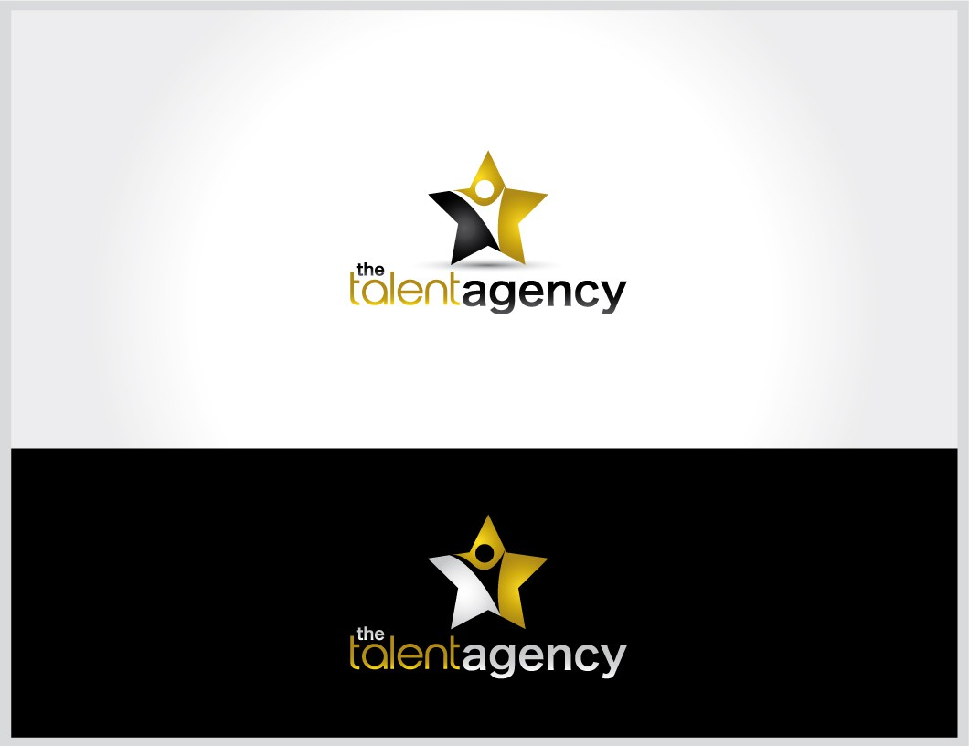 logo for The Talent Agency