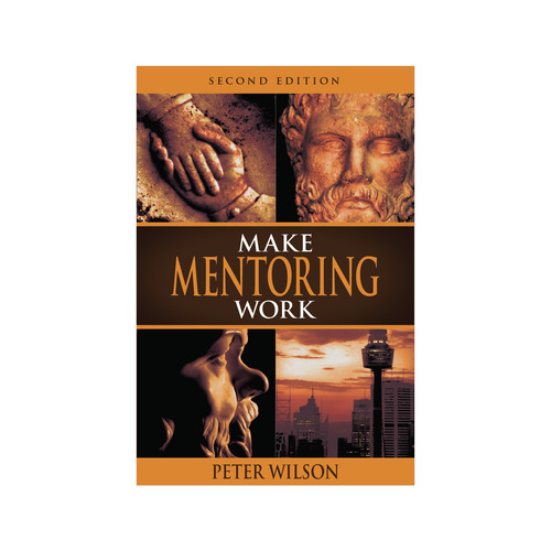 Make Mentoring Work - book cover design