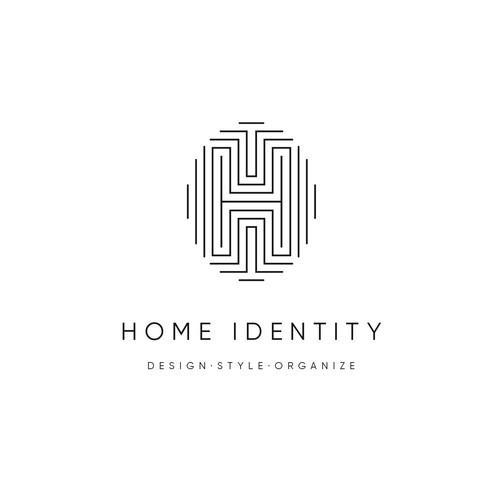 Logo for interior design studio