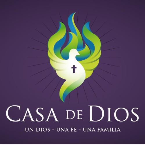 Help Casa de Dios with a new logo