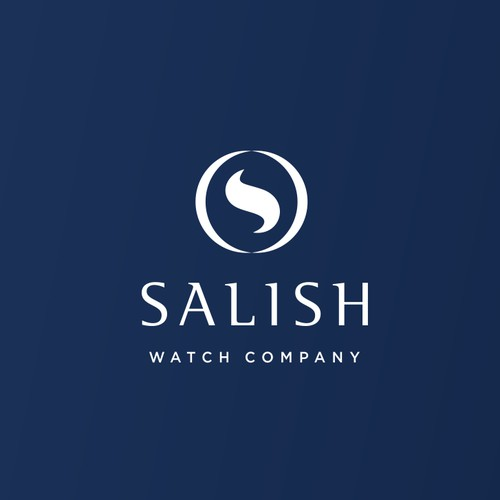 Logo for Salish Watch Company
