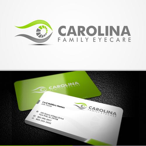 Help Carolina Family Eyecare with a new logo