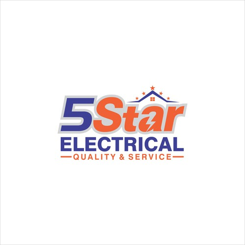 Remarkable logo for our uk home electrician company
