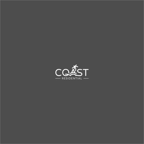Coastal residential logo