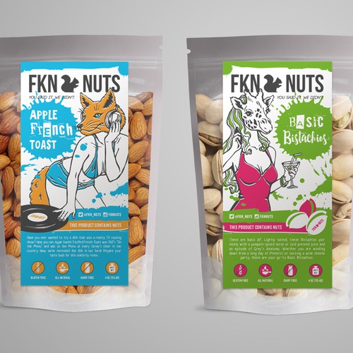 Labels for FKN NUTS