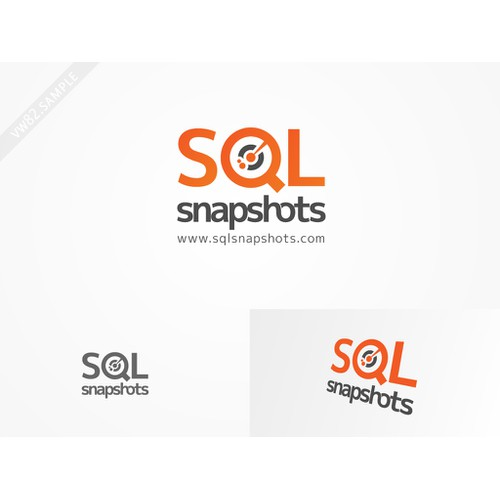 Logo concept for SQL Snapshots