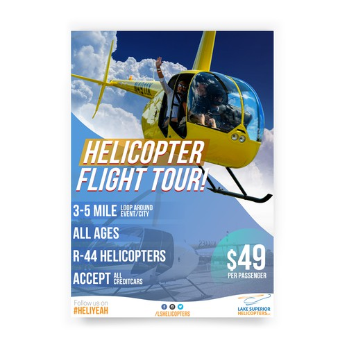 Helicopter Flight Tour