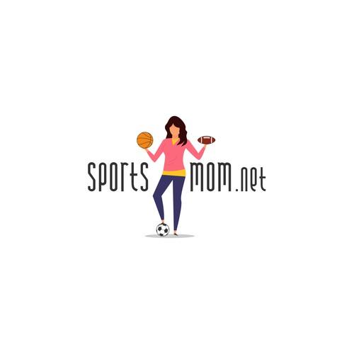 Sportsmom.net logo
