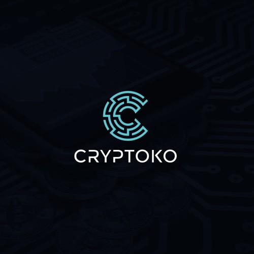 Logo for Cryptoko