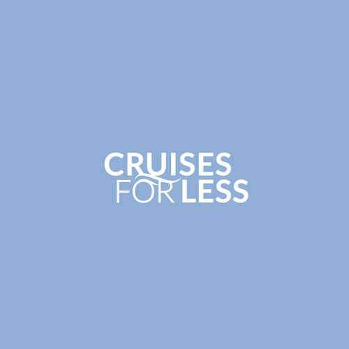 Logo proposal for Cruises for Less
