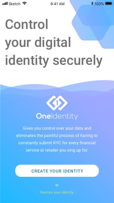 One Identity Mobile App