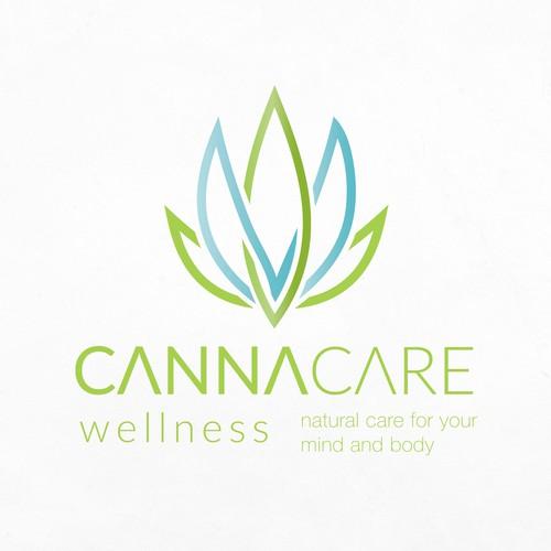 Logo design for CannaCare